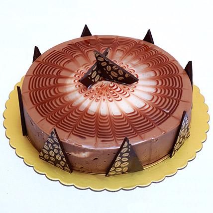 Rich Cappuccino Cake: Cakes to Manama