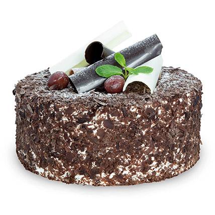 Blackforest Cake 12 Servings EG: Send Gifts to Egypt