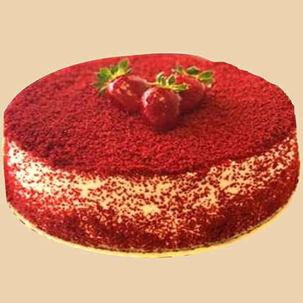Smooth Red Velvet Cake: Gifts to Amman