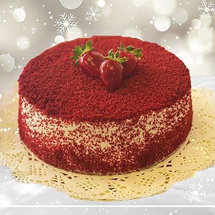 Opulent Red Velvet: Cakes Shop in Amman