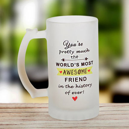 Awesome Friend Mug: Gifts for Friend