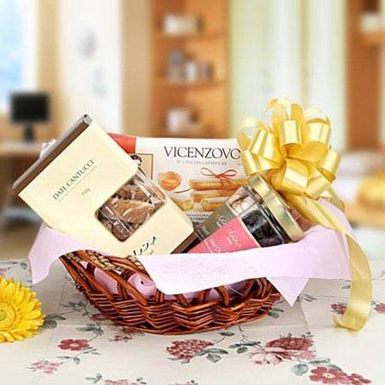 Basket of Surprises: Christmas Dry Fruit Hampers