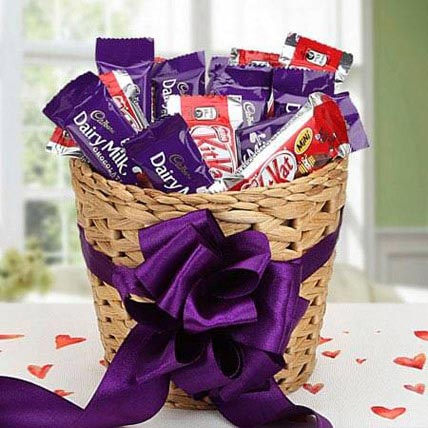 Chocolaty Treat: Gift Hampers
