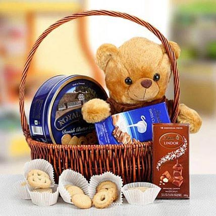 Cuddly Wishes Birthday Gifts For Boss
