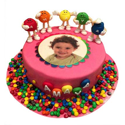 Cute picture Cake: Photo Cakes