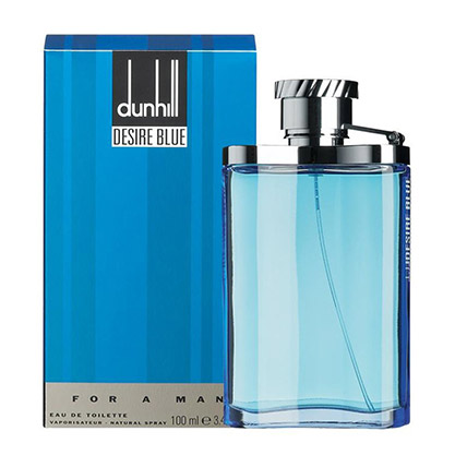 Desire Blue by Dunhill for Men EDT: Anniversary Perfumes