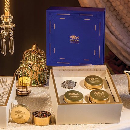 Flavoured Tea Box Small: Eid Gifts