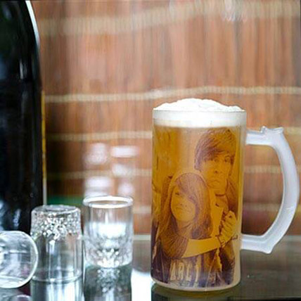 Funtime Personalize Beer Mug: Personalised Gifts to Dubai