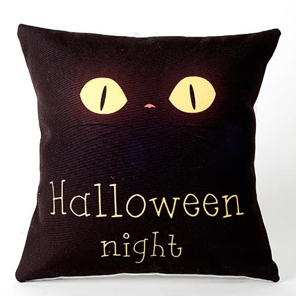 Halloween Night Cushion: Halloween Gifts