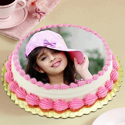 Heavenly Photo Cake: Cakes Delivery for Kids