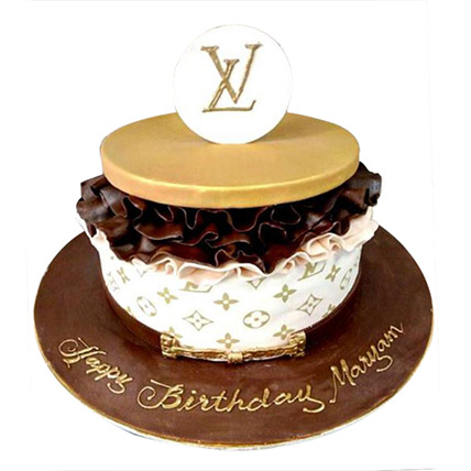 45ff22c1207d Louis Vuitton Cake  Cakes Delivery in Abu Dhabi