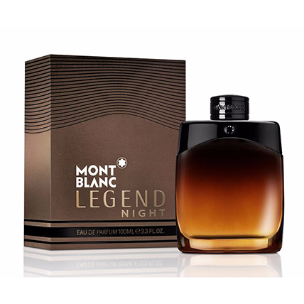 Mont Blanc Legend Night for Men EDP: Perfumes