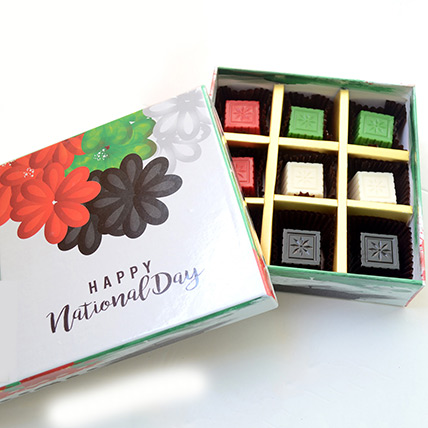 National Day Chocolate Box: Gifts for National Day