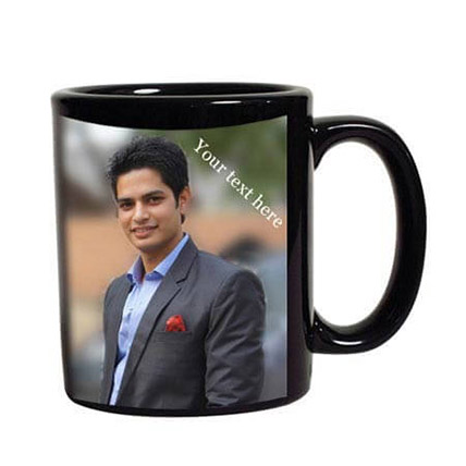 Personalised Photo Mug: Personalized Gifts Abu Dhabi