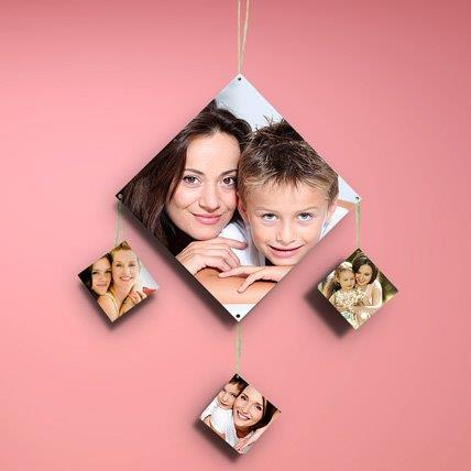 Personalised Wall Hanger: Personalised Gifts for Sister