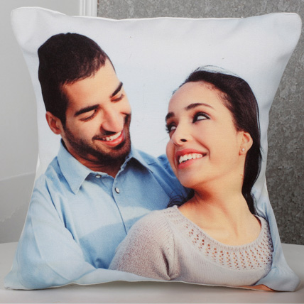 Personalized Picture Cushion: Anniversary Gifts to Dubai