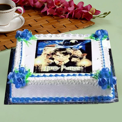 Photo Cake: Gifts for Boys