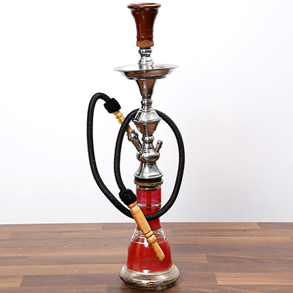 Red Sheesha: Hookah
