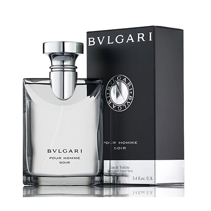 Soir Pour Homme by Bvlgari for Men EDT: Perfumes for Him