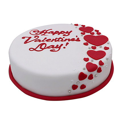 Special 1 Kg Valentines Day Cake: Valentine Gift for Wife