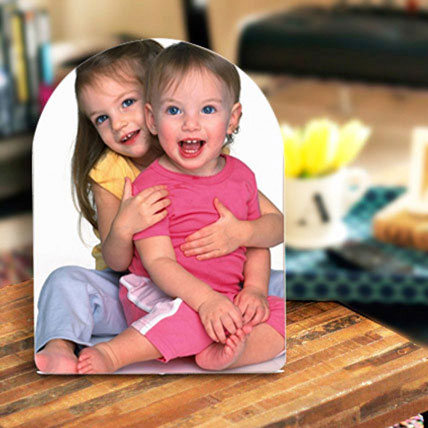 Sweet Love Personalized Photo Frame: Back to School Gifts