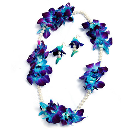Forever Treasured: Flower Jewellery