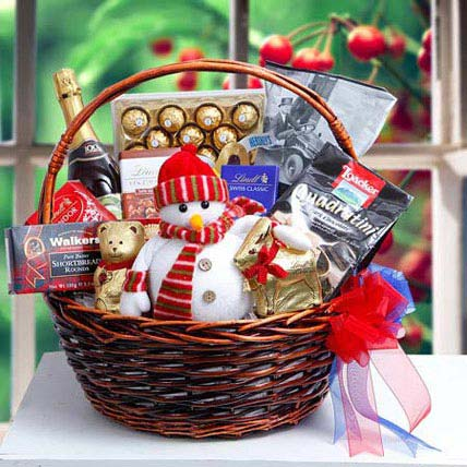 Chocolatier Glee: Christmas Hampers