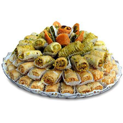 Baklava Extra Special: Birthday Sweets