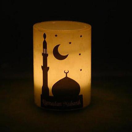 Ramadan Candle: Eid Home Decor