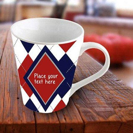 Exquisite Personalized Mug: Personalised Gifts