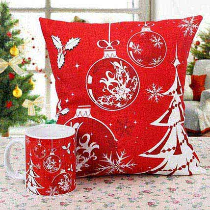 Coffee With Cushion: Personalized Gifts