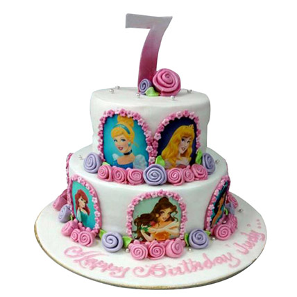 Little Princess Cake: Cinderella Cakes