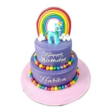 Little Pony Cake: Little Pony Cake