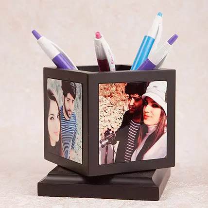 Personalized Pen Holder: Personalised Gifts