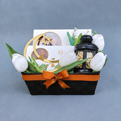 Yummy N Healthy Ramadan Hamper: Ramadan Gifts for Her