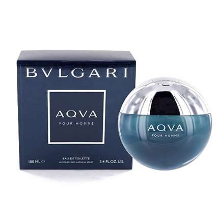Aqva Pour Homme by Bvlgari For Men EDT: Perfumes