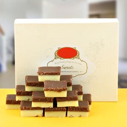 Enjoyable Chocolate Barfi: Christmas Sweets In Dubai