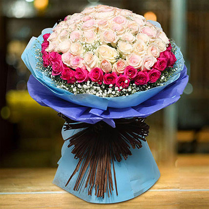 Royal Rose Bouquet: Flower Bouquets