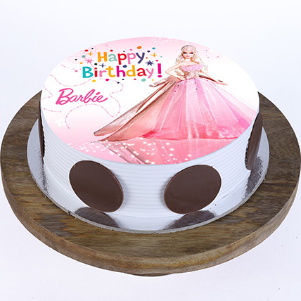 Princess Barbie Cake: Princess Cakes