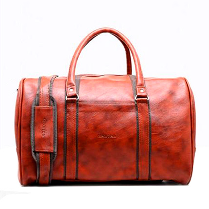 Men Holdll Duffle Travel Bag: Handbags
