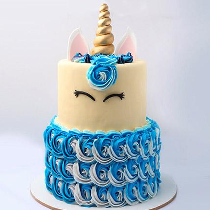 Magical Unicorn Cake 6 Kg: Unicorn Cake Dubai