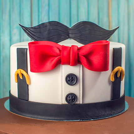 The Gentleman Cake 3 Kg: Premium Cakes