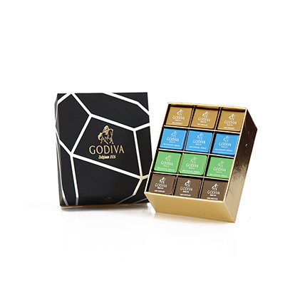 Box Of Delectable Godiva Chocolates 24 Pcs: One Hour Delivery Chocolates