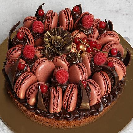 Chocolate Macaronade: Congratulations Cakes