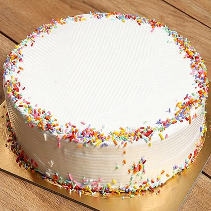 Rainbow Cake: Newborn Baby Gifts