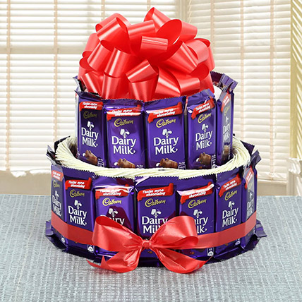 Dairy Milk Chocolate Collection:  Chocolates for Him