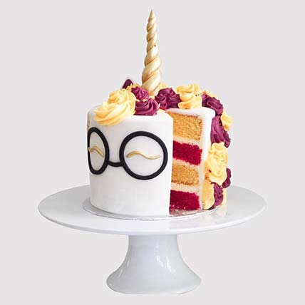 Harry Potter Unicorn Cake: Unicorn Cakes