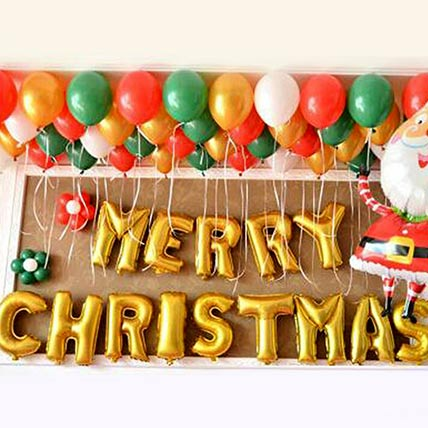 Merry Christmas Party Decor: Experiential Gifts