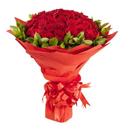 Sweet Fifty: Valentines Day Flowers to Sharjah