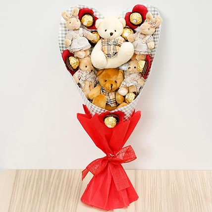 Valentine Cuteness: Valentines Day Gifts to Fujairah